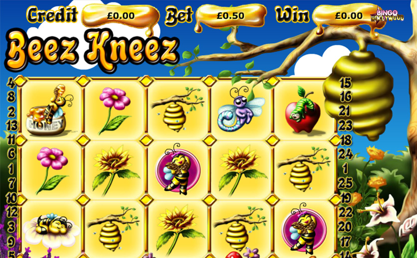 The 'Beez Kneez' – A Slot Preview, large view